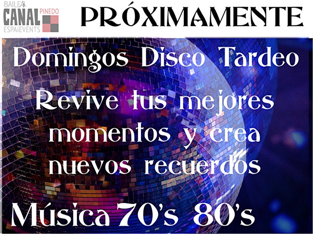 DOMINGO DISCO TARDEO